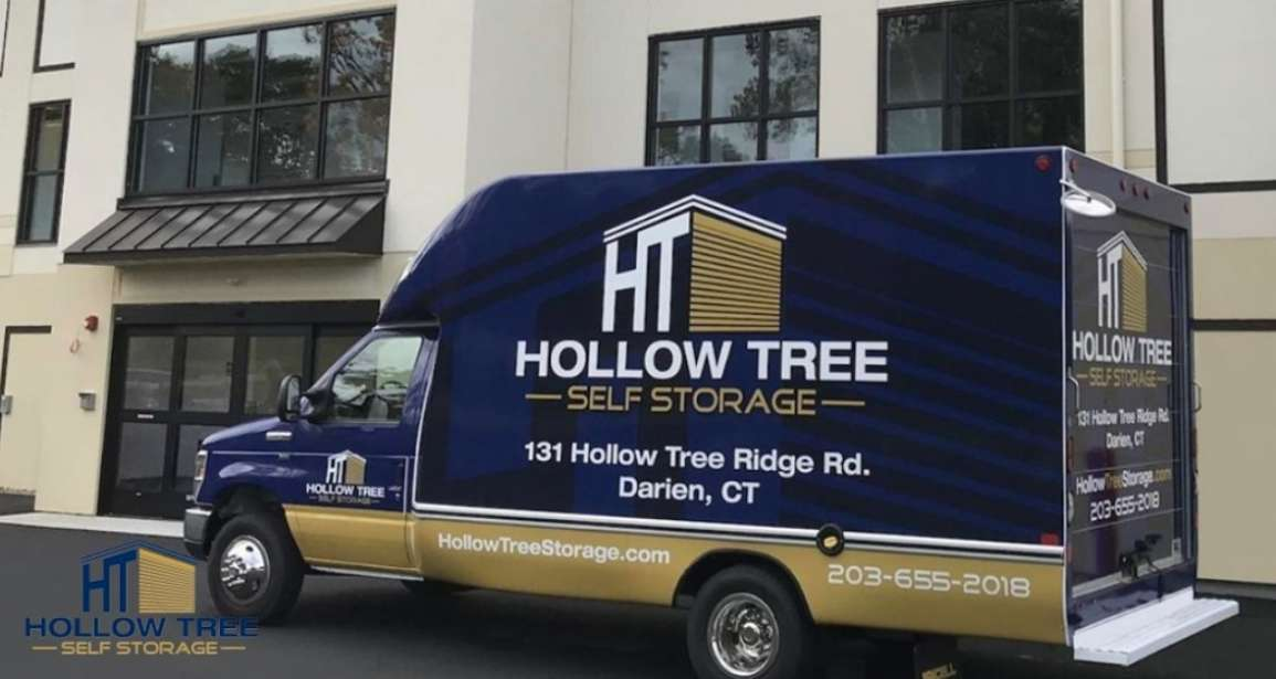 Easy, Convenient Storage at Hollow Tree Self Storage in Darien, CT