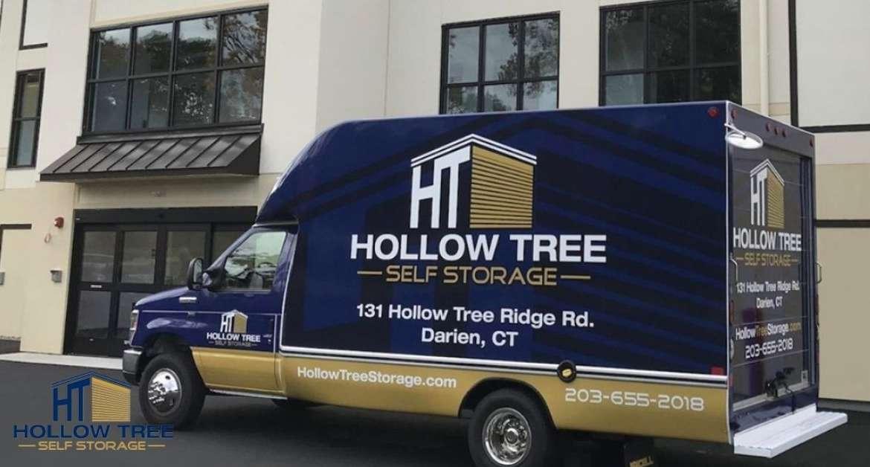Easy, Convenient Storage at Hollow Tree Self Storage in Darien, CT