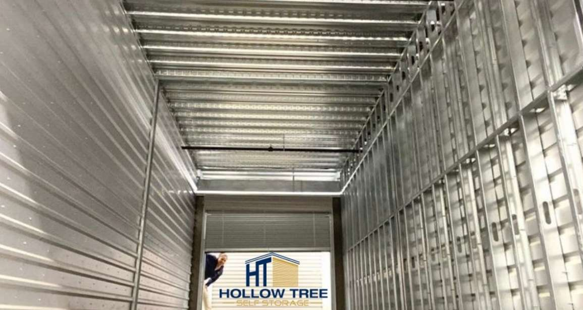 Hollow Tree's Variety of Rental Storage Options