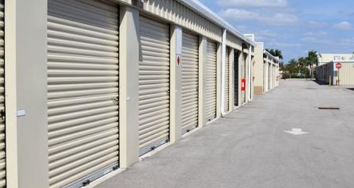 Self Storage Unit in Darien For Life on the Road